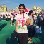 The one where Im a finisher! pinkathonhyderabad2017   hellip