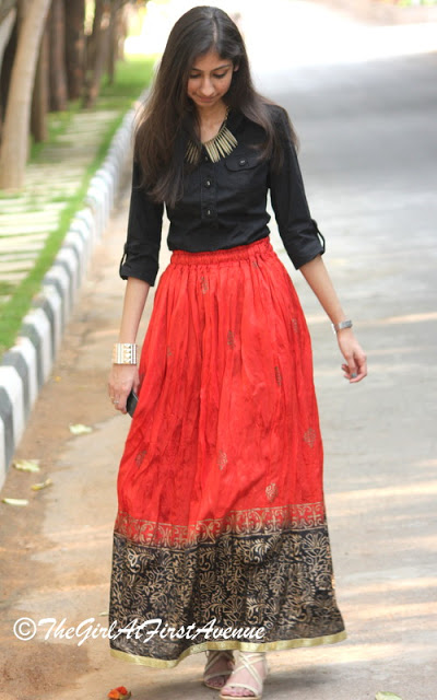 Lessons In Life The Girl At First Avenue Top Indian Fashion Lifestyle Blogthe Girl At
