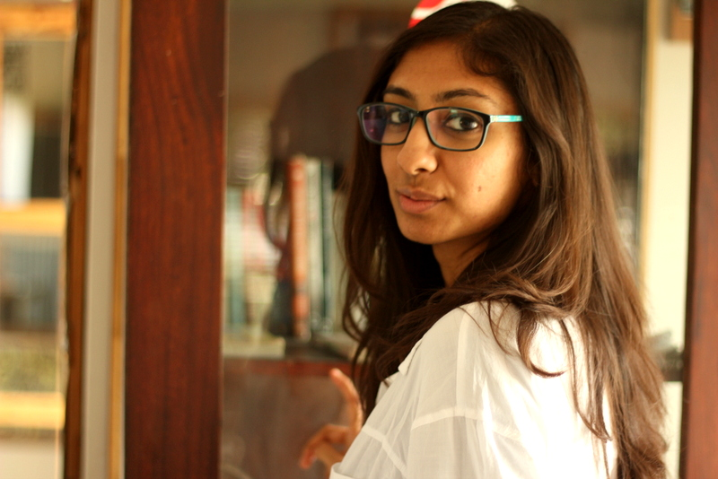 Dating nerdy indian girl
