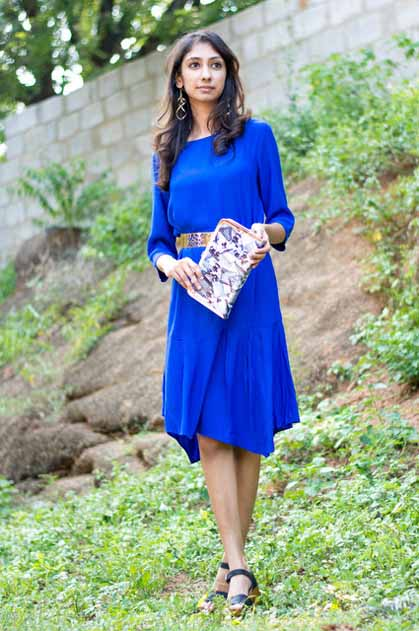 klozee, best indian fashion blogger, klozee rent a dress, dress rental india review, klozee review,