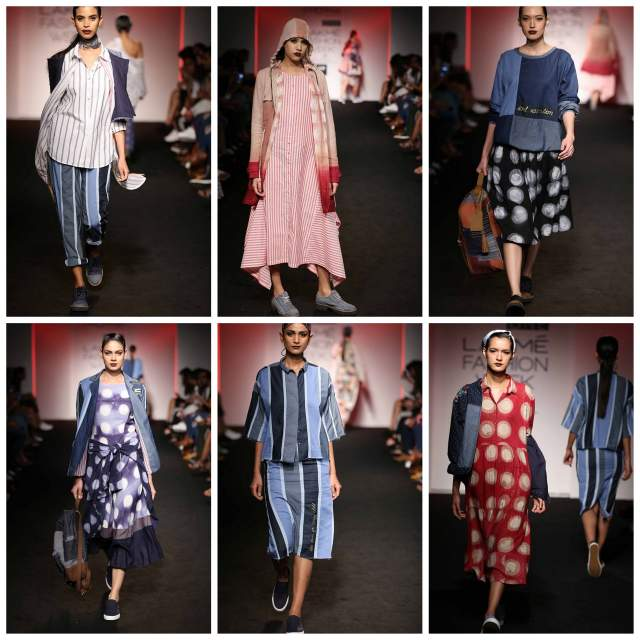 LFW Summer-Resort, Day 1, doodlage lakme fashion week summer resort, doodlage indian fashion blog, doodlage top indian fashion blog, lakme fashion week round up doodlage, upcycling fashion doodlage