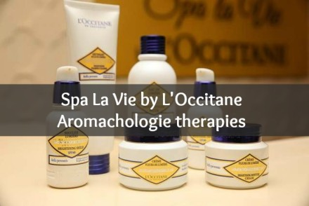 Spa la vie by L'occitane hyderabad, best spa in hyderabad, Spa la vie by L'occitane review hyderabad