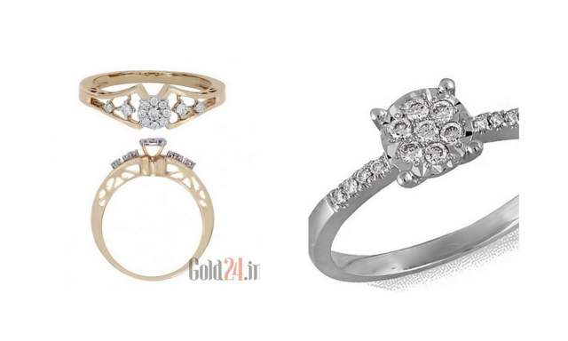 engagement rings online india, how to pick an engagement ring, gold engagement rings gold24.in, engagement rings indian fashion blog