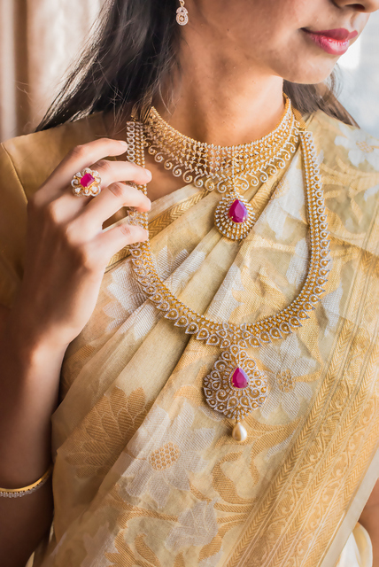 512ca19291804 Wedding ready with Khazana Jewellery - Part 1 - The Girl At First ...
