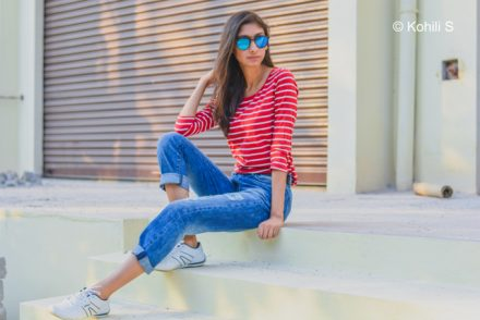 casual summer wear, stripes for summers, ripped denims summers, lifestyle store summer sale, summer 2017 trends, top indiian fashion blogger, best indian fashion blogger