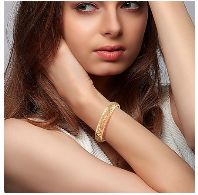 dainty gold bangles online, dainty bracelet carat lane, carat lane bangles online, top indian fashion blog, best indians fashion blog, hyderabad fashion blog