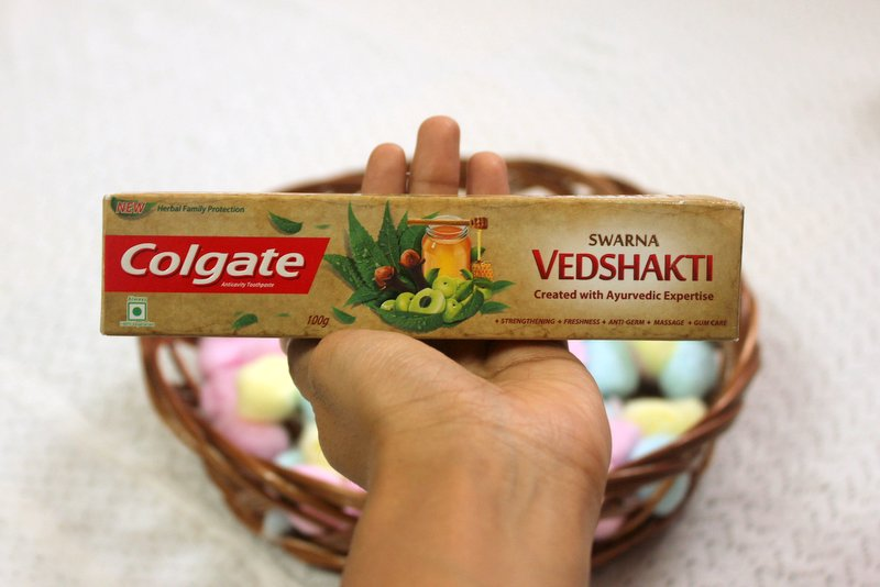 colgate swarna veda shakti, colgate toothpaste, colgate india, best indian fashion blog, top indian fashion blog, hyderabad fashion blogger
