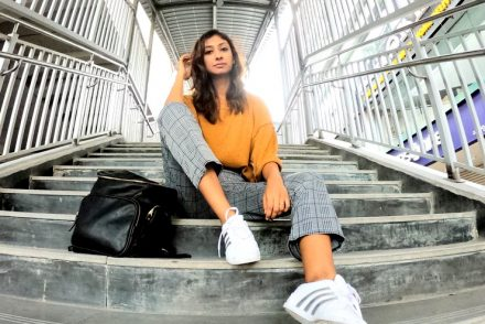 monsoon lookbook, hyderabad fashion blog, top indian fashion blogger, indian fashion instagrammers, trousers and mustard top, rainy day outfit ideas