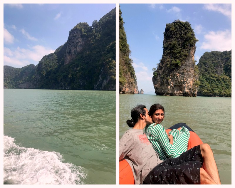 Phuket travel itinerary, indian travel blogger, Phuket travel, Phuket travel ideas, where to stay in Phuket, James Bond island, canoeing James Bond island, canoe tour James Bond island
